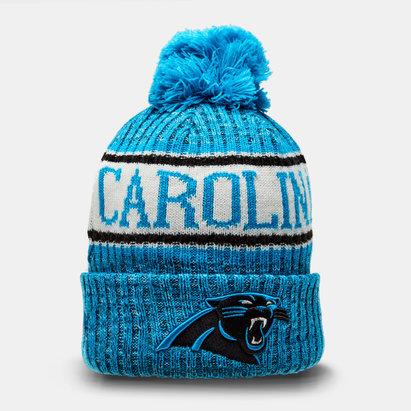 NFL Carolina Panthers Knit Bobble Hat