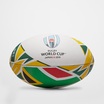 RWC 2019 South Africa Official Replica Rugby Ball