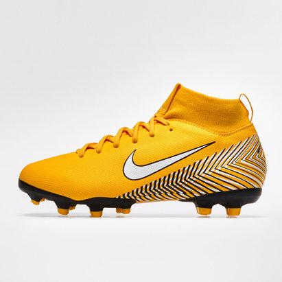 Mercurial Superfly VI Kids Academy Neymar MG/FG Football Boots