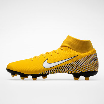 Mercurial Superfly VI Academy DF Neymar MG/FG Football Boots