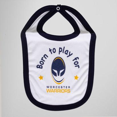 Worcester Warriors Baby Bib