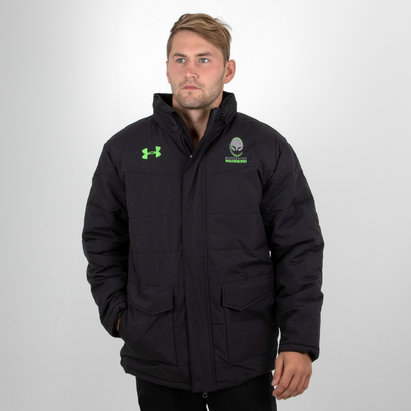 Worcester Warriors Elements Rugby Jacket