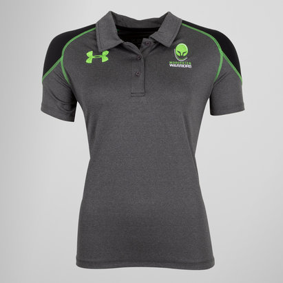 Worcester Warriors Ladies Embroidered T-Shirt