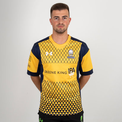 Worcester Warriors 16/17 Alternate Authentic Rugby Shirt