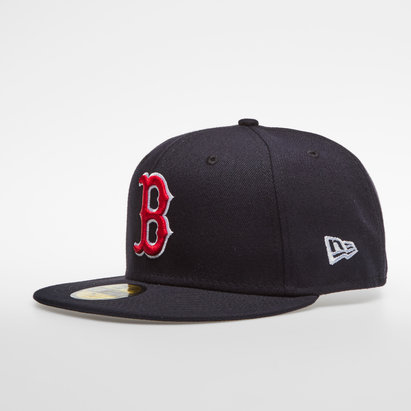 MLB Boston Red Sox Fitted 59FIFTY Cap