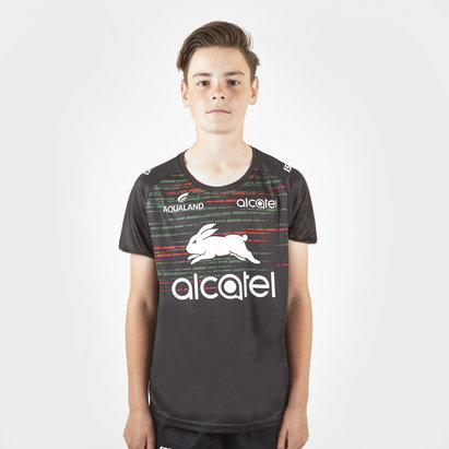 South Sydney Rabbitohs NRL 2019 Youth Rugby Training T-Shirt