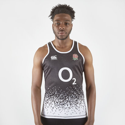 England 2019/20 Players Training Singlet