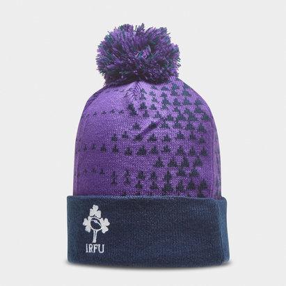 Ireland IRFU 2019/20 Acrylic Rugby Bobble Hat