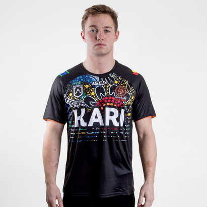 Indigenous All Stars NRL 2019 Players Rugby Training T-Shirt