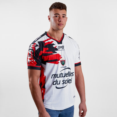 Toulon 2018/19 3rd S/S Replica Rugby Shirt