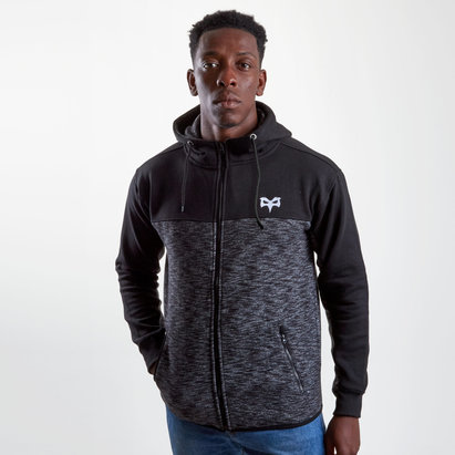 Ospreys Serin Hooded Rugby Sweat