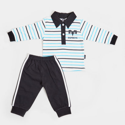 Ospreys Supporters Infant Polo & Joggers Set
