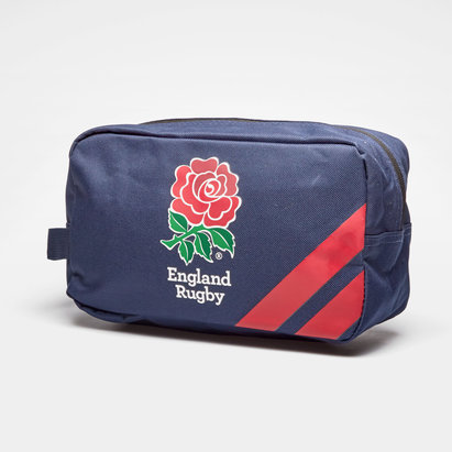 England RFU Match Day Wash Bag