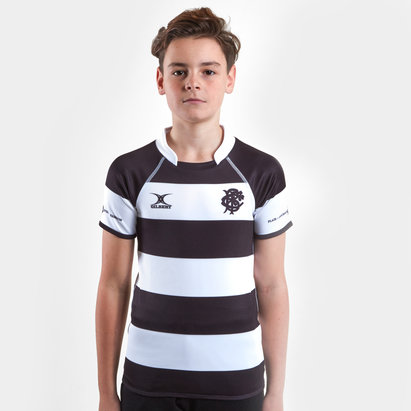 Barbarians 2019 Kids Home Pro S/S Rugby Shirt