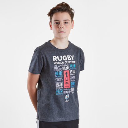 RWC 2019 Kids Graphic T-Shirt