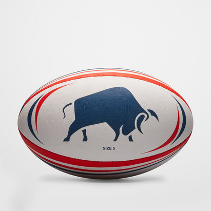 Raging Bull Graphic Rugby Training Ball