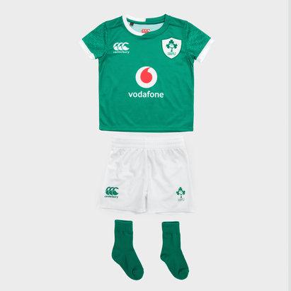 Ireland IRFU 2019/20 Home Infant Rugby Kit