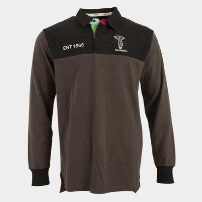 Harlequins 2018/19 Trim Classic Rugby Shirt