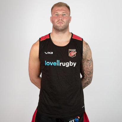 Dragons 2018/19 Pro Rugby Training Singlet