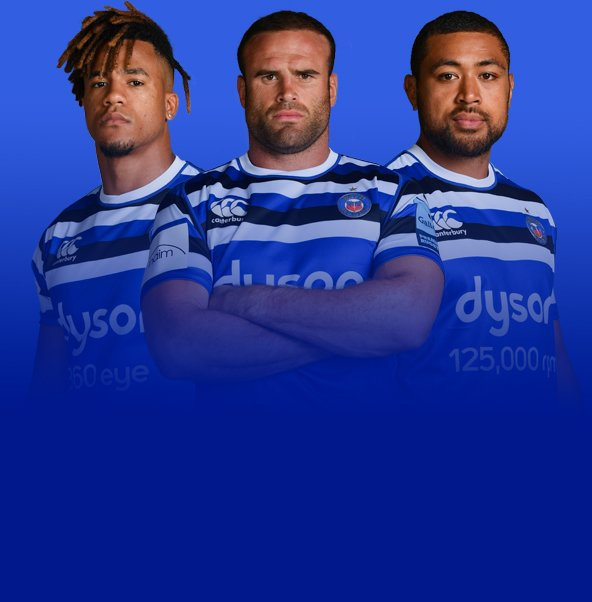 92cea80dfd1 Official Bath Rugby Union Shirts, Kits & Clothing | Lovell Rugby