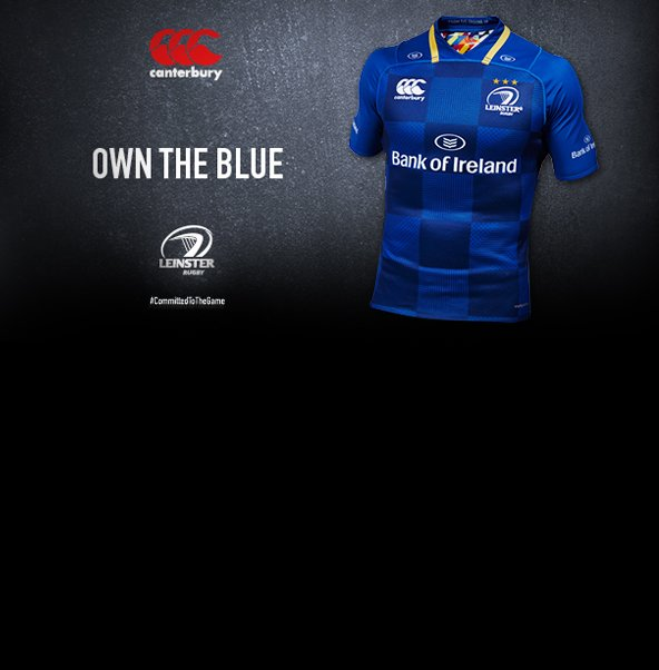 c469087ab7f Official Leinster Rugby Shirts, Kits & Clothing | Lovell Rugby