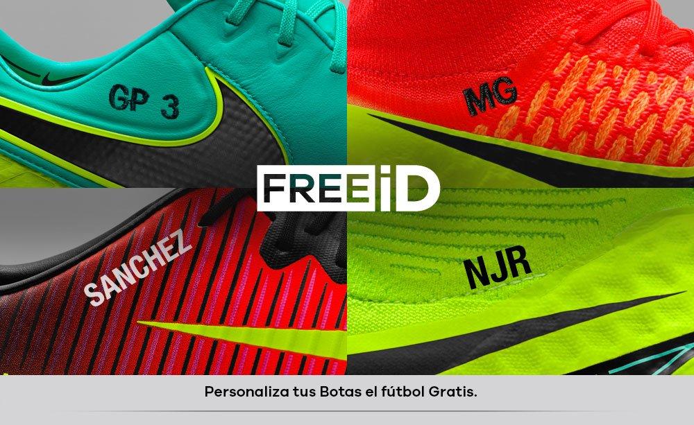 Personaliza Tus Botas de Fútbol GRATIS en Lovell Soccer 2fafb22cce16a
