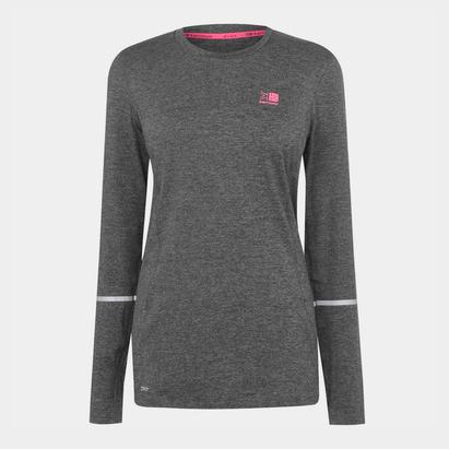 Karrimor XLite MI Ladies Long Sleeve Running T Shirt