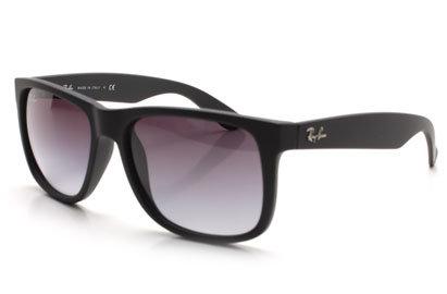 Ray-Ban 4165 Matte Black Sunglasses