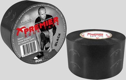 Premier Sock Tape Shin Guard Retainer Tape 20m Roll