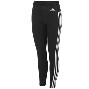 adidas Essentials 3 Stripe Tights Ladies