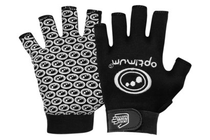 Optimum Rugby Stik Mitts Black