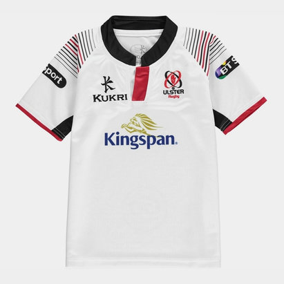 Kukri Ulster 2017/18 Home Kids Replica Shirt