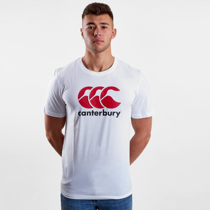CCC 2012 Logo Rugby T-Shirt White/Red
