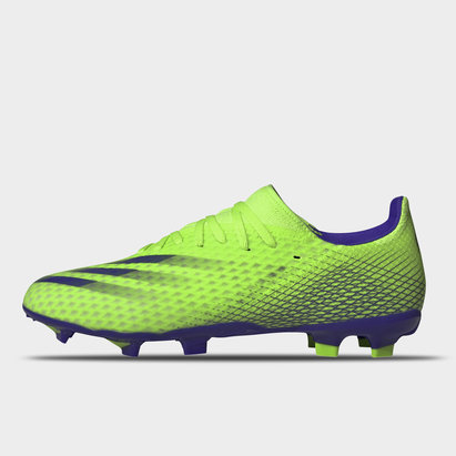 adidas X Ghosted .3 FG Football Boots Mens