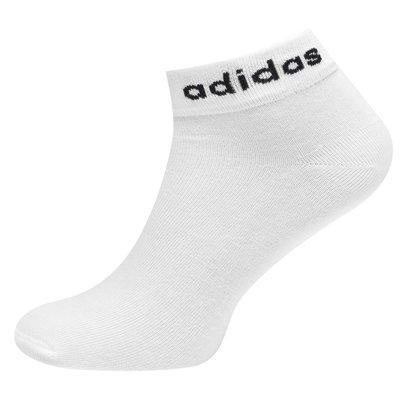 adidas Essentials Ankle 3 Pack Socks