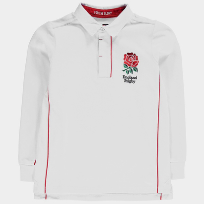 RFU England Long Sleeve Jersey Infant Boys