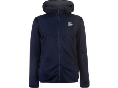 Canterbury Fleece Zip Hoodie Mens