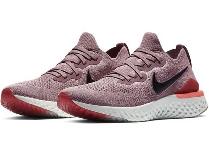 e0ea8ee4aabd6 Nike React Flyknit 2 Ladies Running Trainers