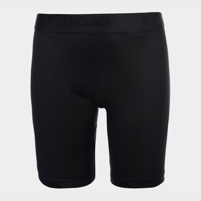 adidas Boys Alphaskin Techfit Short Leggings