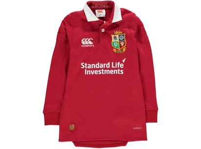 Canterbury British And Irish Lions Vapodri Polo Shirt Infant Boys
