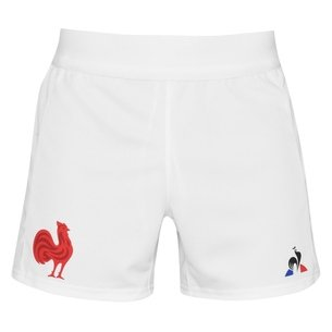 Le Coq Sportif France 20/21 Home Playing Shorts Mens