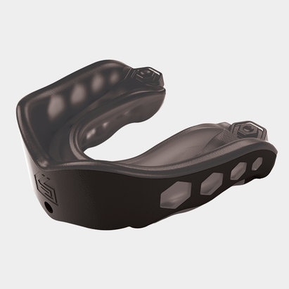 Shock Doctor Gel Max Rugby Mouthguard Black