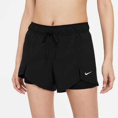 Nike Pro Flex Womens 2 in 1 Shorts