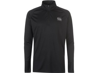 Canterbury 1st Layer Zip Top Mens