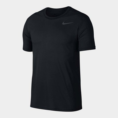 Nike Breathe Short Sleeve T-Shirt Mens