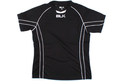 BLK Icon S/S Match Rugby Shirt