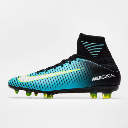 Nike Mercurial Veloce III D-Fit FG Womens Football Boots