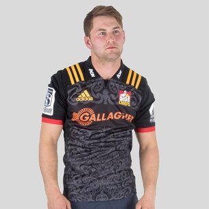adidas Chiefs 2019 Home Super Rugby S/S Rugby Shirt