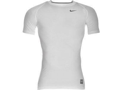 Nike Pro Core Short Sleeve Base Layer Mens