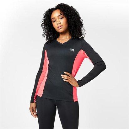 Karrimor Long Sleeve Ladies Running T Shirt